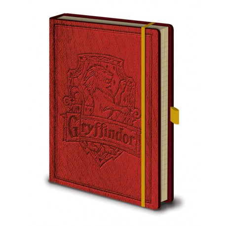 Libreta Premium Harry Potter Gryffindor Por 1490 Lafrikileriacom