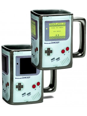 Taza térmica Game Boy