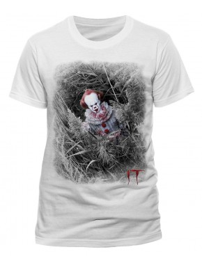 Camiseta It Pennywise Flames