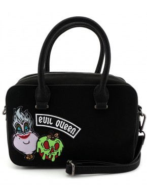 Bolso parches Villanos Disney Loungefly