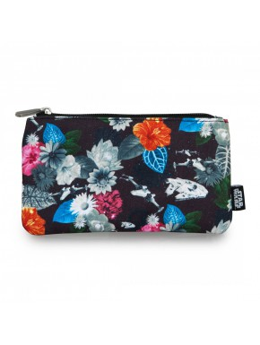 Estuche Loungefly Star Wars Flowers