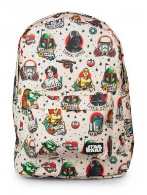 Mochila Loungefly Star Wars Tattoo