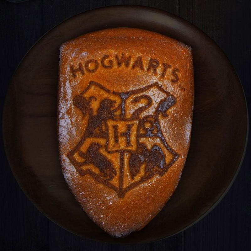 Molde para horno hogwarts por solo 21 90 - Moldes de silicona para horno ...
