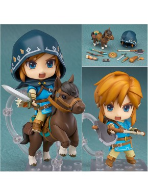 Figura Link Breath of the Wild Nendoroid DX Edition