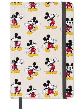 Libreta Diario A5 Disney Mickey Mouse