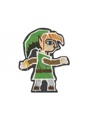 Imán Zelda Link Dibujo