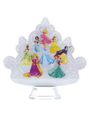 Adorno Luminoso Princesas Disney Holidazzlers 18 cm