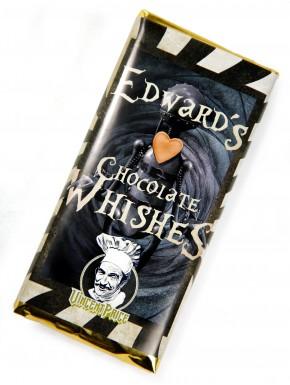 Chocolate Eduardo Manostijeras Tim Burton