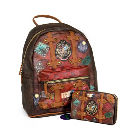 cartera Harry mochila retro y solo Potter bolso Pack RdAWITcI