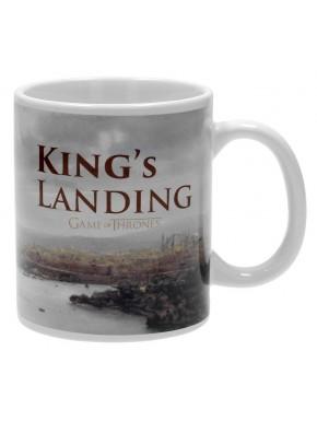 Taza Juego de Tronos Desembarco del Rey