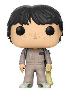 Funko Pop! Mike Stranger Things Ghostbusters