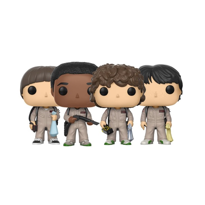 funko pop stranger things ghostbusters solo 58. Black Bedroom Furniture Sets. Home Design Ideas