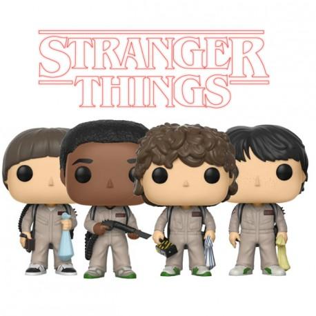 Funko Pop! Pack Stranger Things Ghostbusters