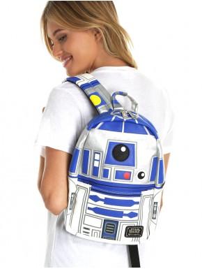 Bolso Mochila Star Wars R2D2 Loungefly