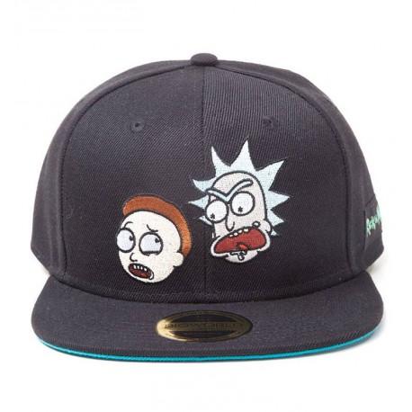 Gorra Béisbol Ricky and Morty Big Faces