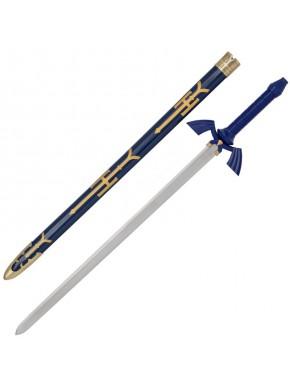 Réplica 1:1 acero Espada Maestra Zelda