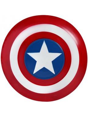 Escudo para Cosplay Capitán América 1:1 metal