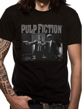 Camiseta Pulp Fiction Jules & Vincent