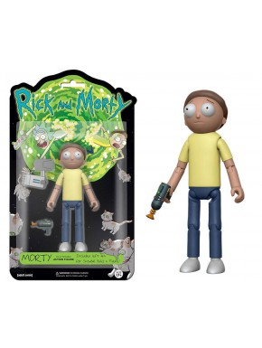 Figura articulada Morty Rick & Morty Funko