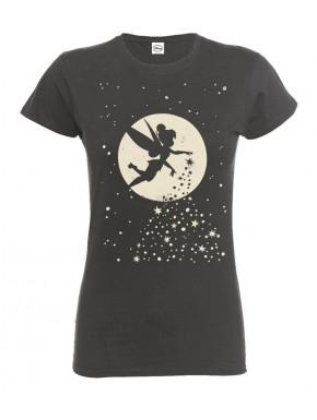 Camiseta Chica Disney Campanilla Luna