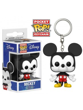 Llavero mini Funko Pop! Mickey Mouse Disney