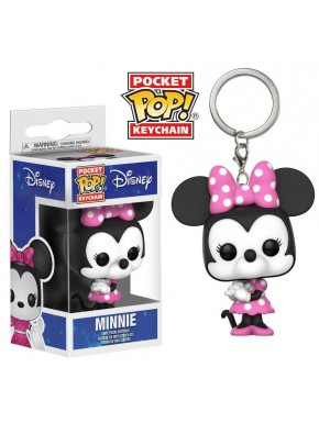 Llavero mini Funko Pop! Minnie Mouse Disney
