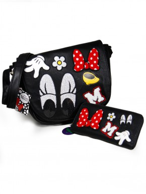 Pack Longefly Minnie Mouse