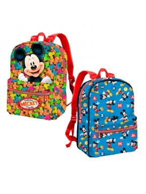 Mochila Reversible Mickey Disney
