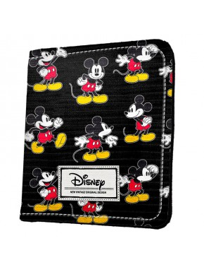 Cartera Billetera Mickey Mouse Disney