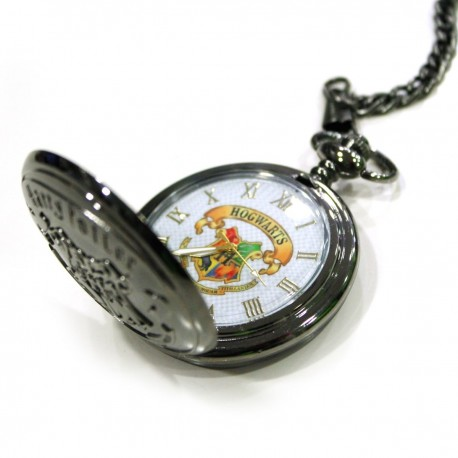 Reloj bolsillo Harry Potter Hogwarts
