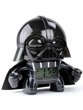 Despertador con luz Darth Vader 10 cm