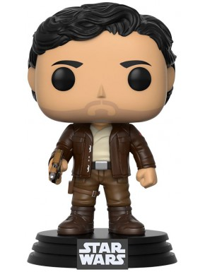 Funko Pop! Star Wars Poe Dameron Episodio VIII