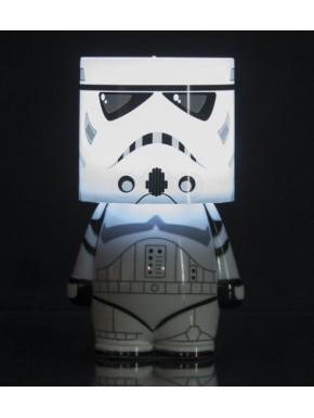 Lámpara LED Stormtrooper