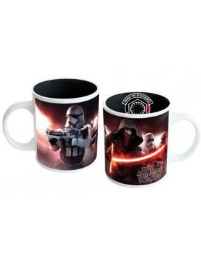 Taza Stormtrooper Kylo Ren Star Wars VIII