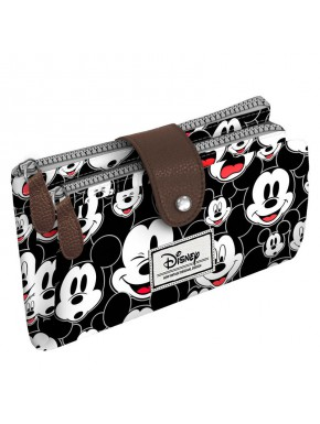 Cartera Monedero Mickey Mouse Disney Visages