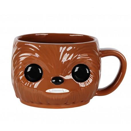 Taza Funko Pop! Chewbacca Star Wars