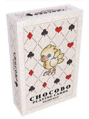 Baraja Poker Final Fantasy Chocobo