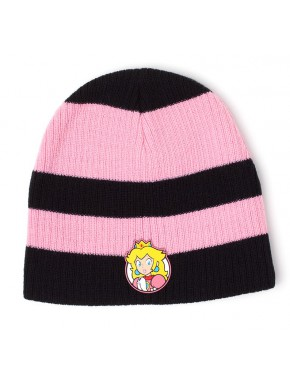 Gorro Princesa Peach Super Mario