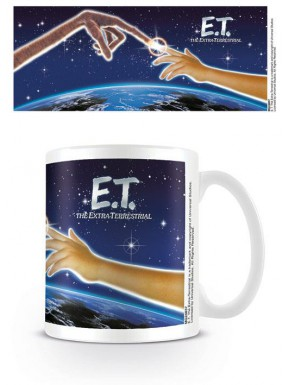 Taza E.T. El Extraterrestre Magic Touch