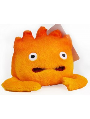 Peluche Calcifer El Castillo Ambulante 14 cm