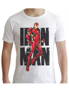 Camiseta Iron Man Marvel Classic