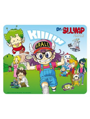 Alfombrilla ratón Dr Slump Arale and Friends