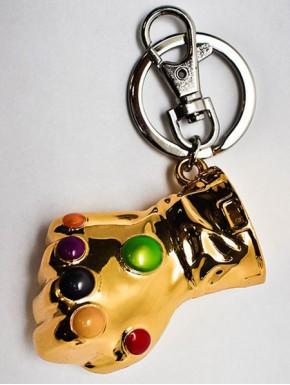 Llavero 3D Guantelete del Infinito Thanos Marvel