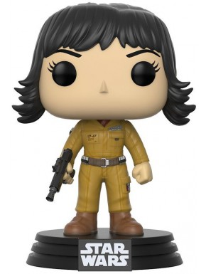 Funko Pop! Star Wars Rose Episodio VIII