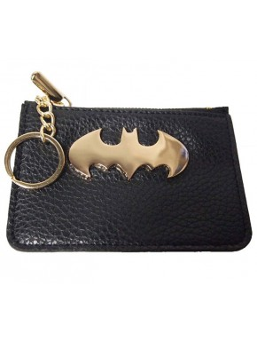 Cartera Monedero Batman gold