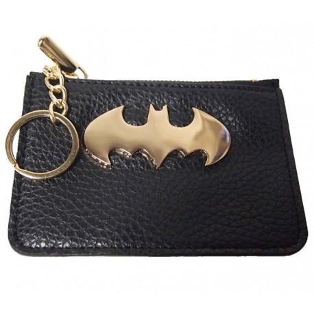 Cartera Monedero Batman gold