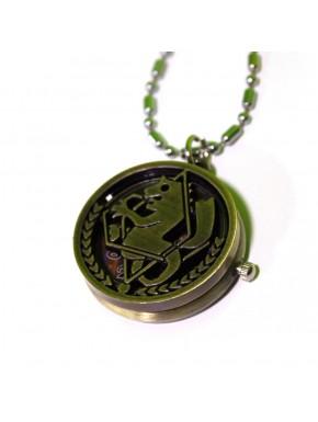 Colgante con reloj Full Metal Alchemist