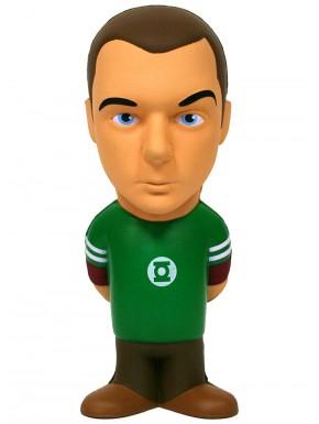 Figura Antiestrés Sheldon Cooper 40 cm