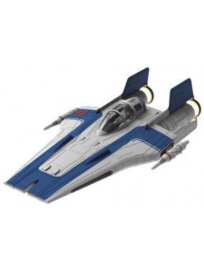 Maqueta Star Wars Episode VIII A-Wing con luz y sonido