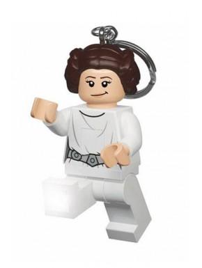Llavero linterna LEGO Leia Star Wars